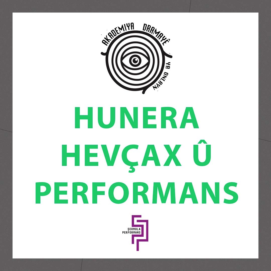 HUNERA HEVÇAX Û PERFORMANS