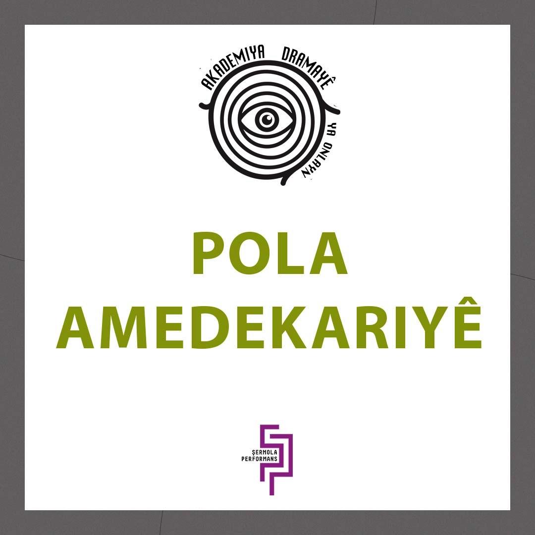 POLA AMADEKARIYÊ